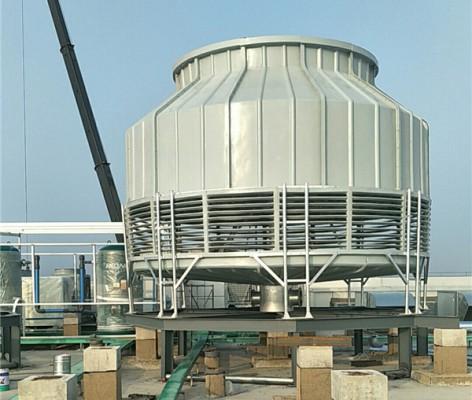 高温圆形冷却塔