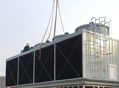 玻璃钢冷却水塔