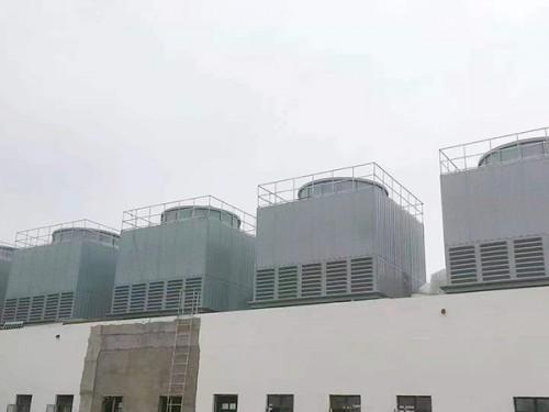 高效玻璃钢冷却塔